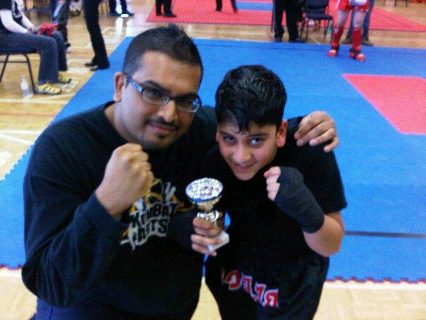 Kombat's Sahil Sharma wins 2011 Canada Cup championship
